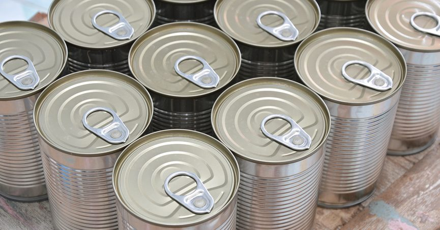Canned Food From Thailand Hiv Contaminated