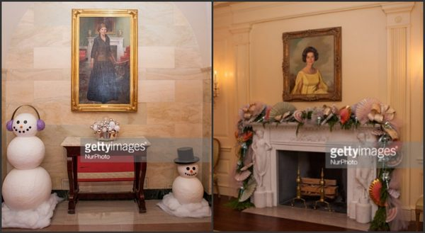 white house portraits