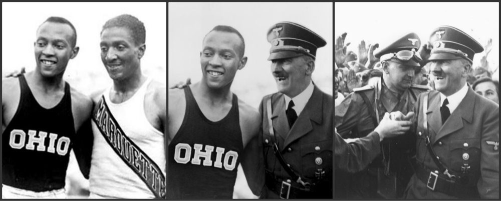 1936 summer olympics and adidas For the 1936 summer olympics in berlin, american jesse owens wore his shoes and subsequently won 4 gold medals the company became famous world-wide in 1954 when the german soccer team wore boots with screw-in studs designed by adidas and won the world cup against hungary.