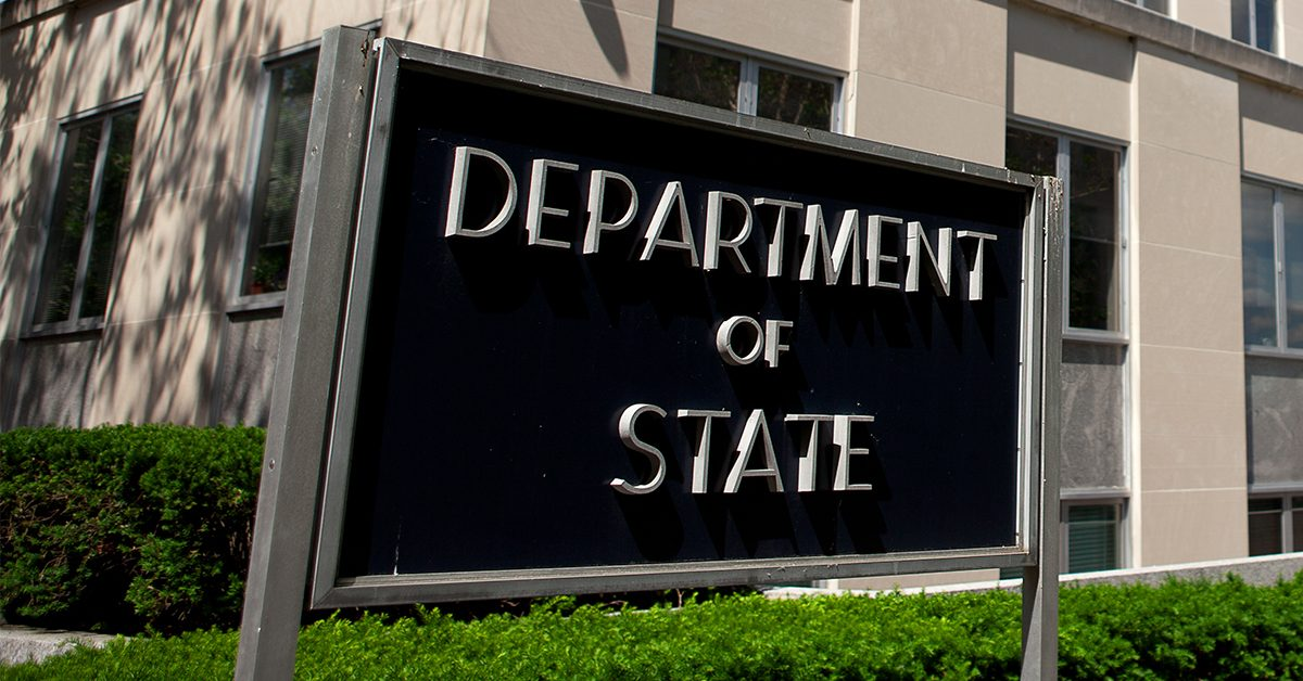 Some Top State Department Officials Resign as