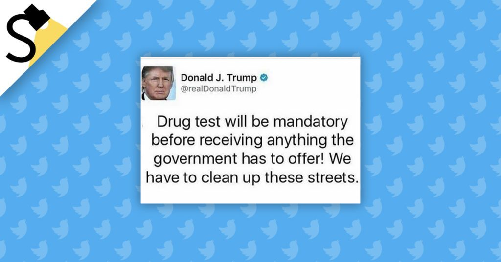 mandatory drug testing for public assistance What is dc public schools' mandatory drug and alcohol testing program as mandated by the child and youth, safety and health omnibus amendment act of 2004 (cysha), dcps has implemented a mandatory drug and alcohol testing.