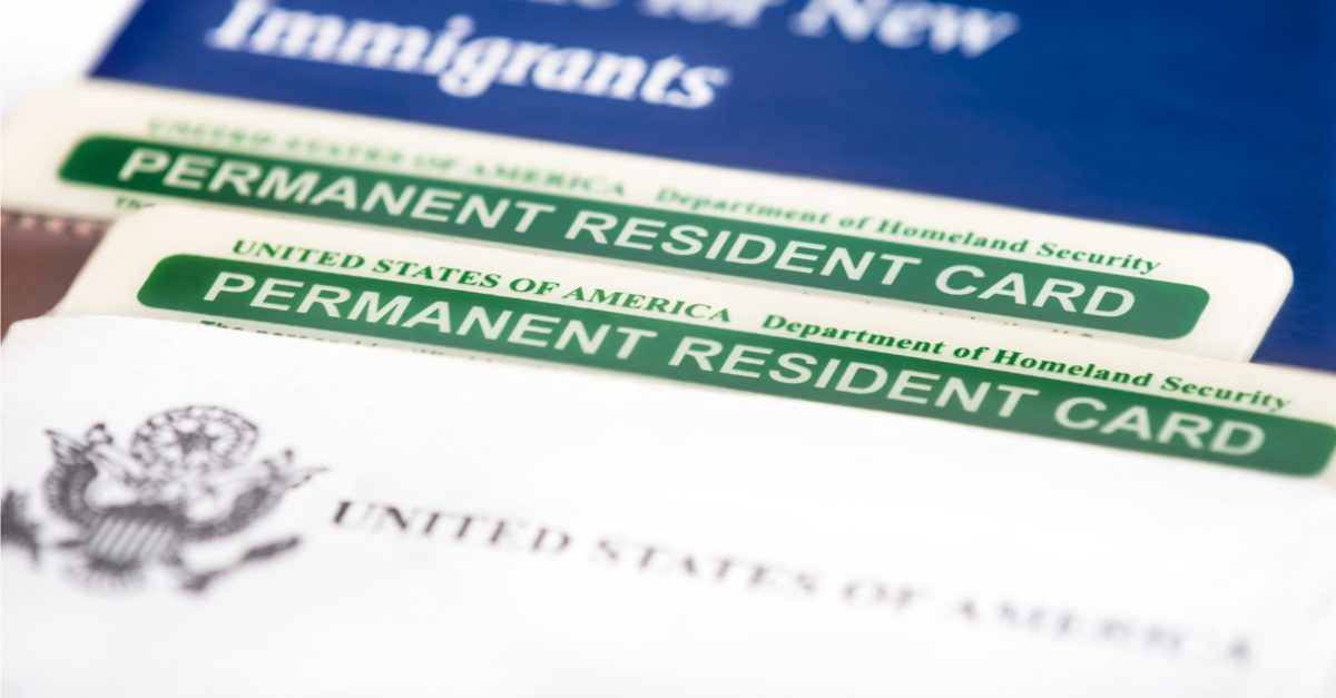 US Considers Limit on Green Cards for Immigrants Who Collect Benefits