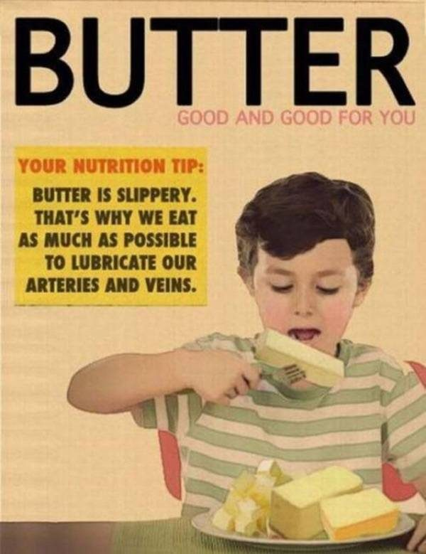 butter ad