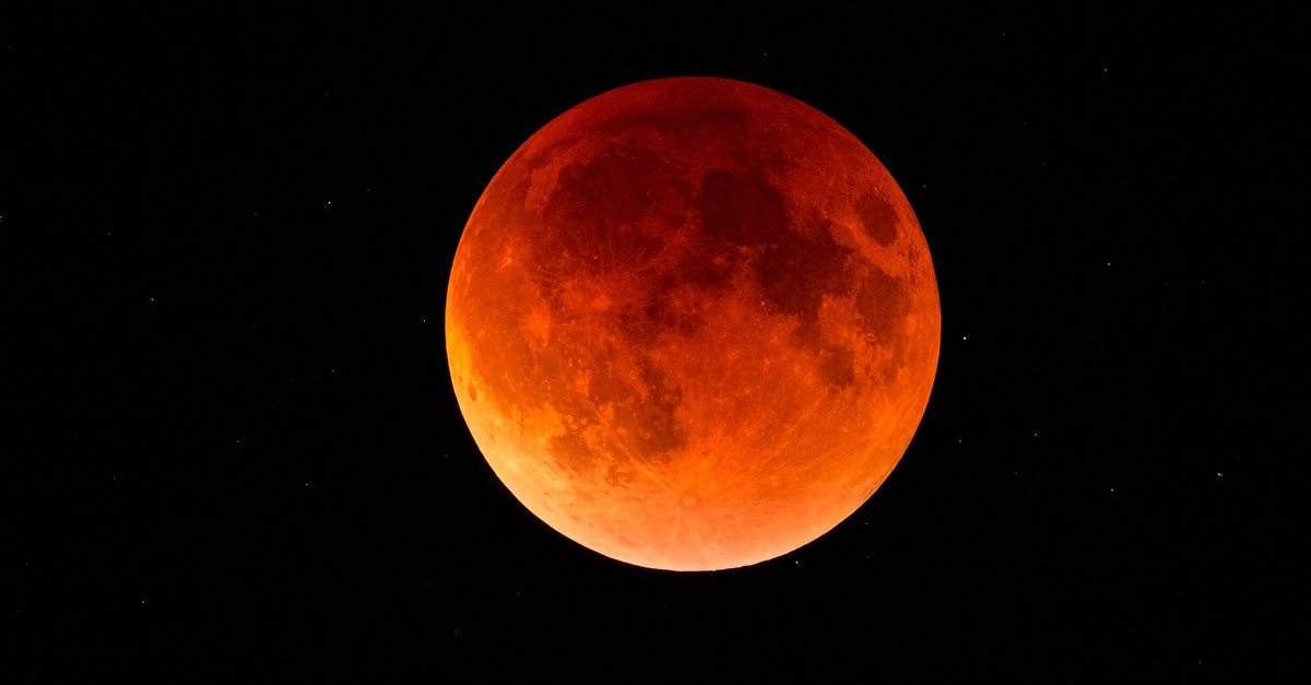 red moon 2018 today - photo #28