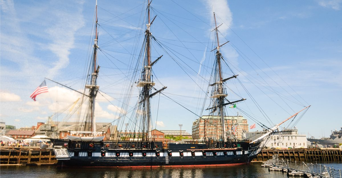 FACT CHECK: Three Sheets to the Wind: The Rum-Soaked ...Uss Constitution Pictures
