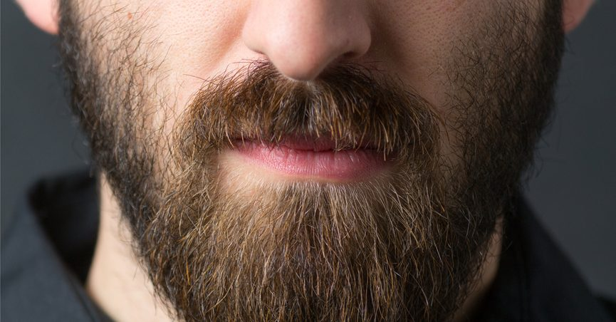 Study: Men's Beards are Filled with Poop and Nasty Bacteria