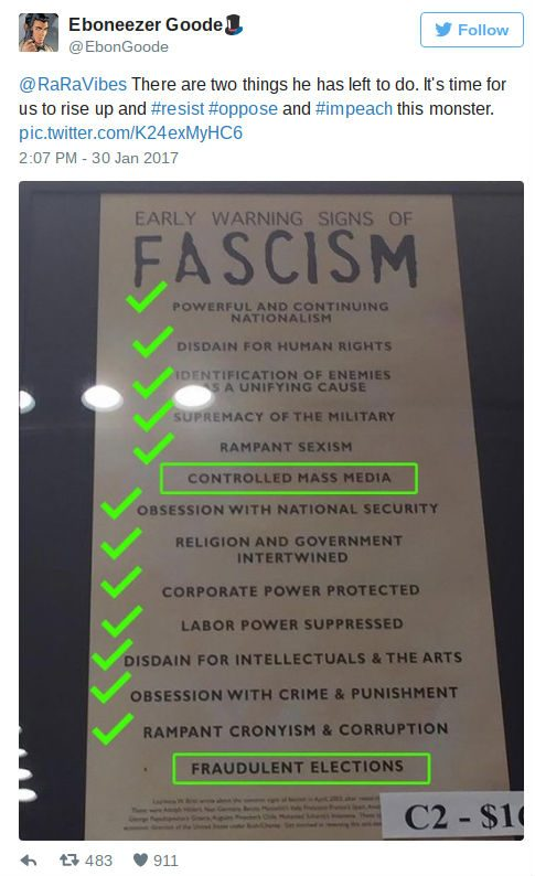 FACT CHECK Did a Holocaust Museum Display a Poster Listing Early