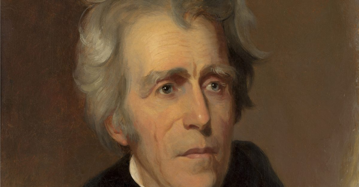 andrew jackson and his road to presidency Andrew jackson - the presidency - jackson, the democratic party candidate, swept the presidential election of 1828 by an electoral count of 178 to 83 cast for adams as the national republican.