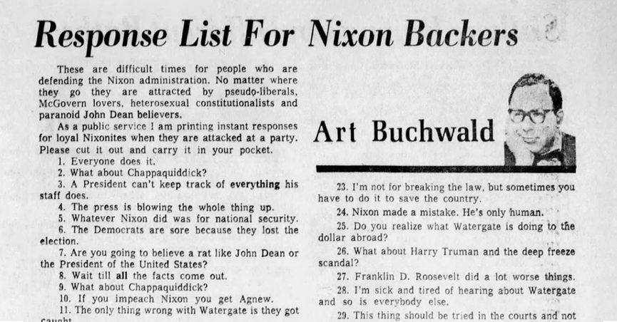 art buchwald Art buchwald [1] american journalist art buchwald [2] (1925–2007) was one of the most widely read newspaper columnists of the 20th century.