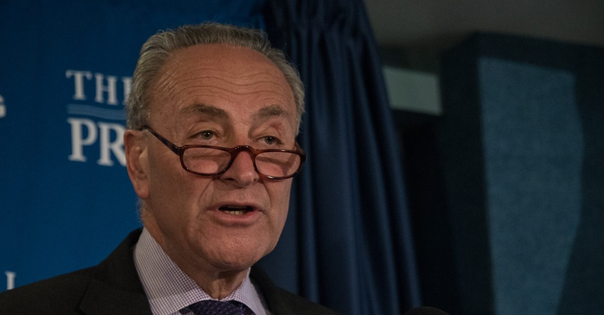 Forged Documents Alleging Schumer Sexual Harassment Spark Police Investigation