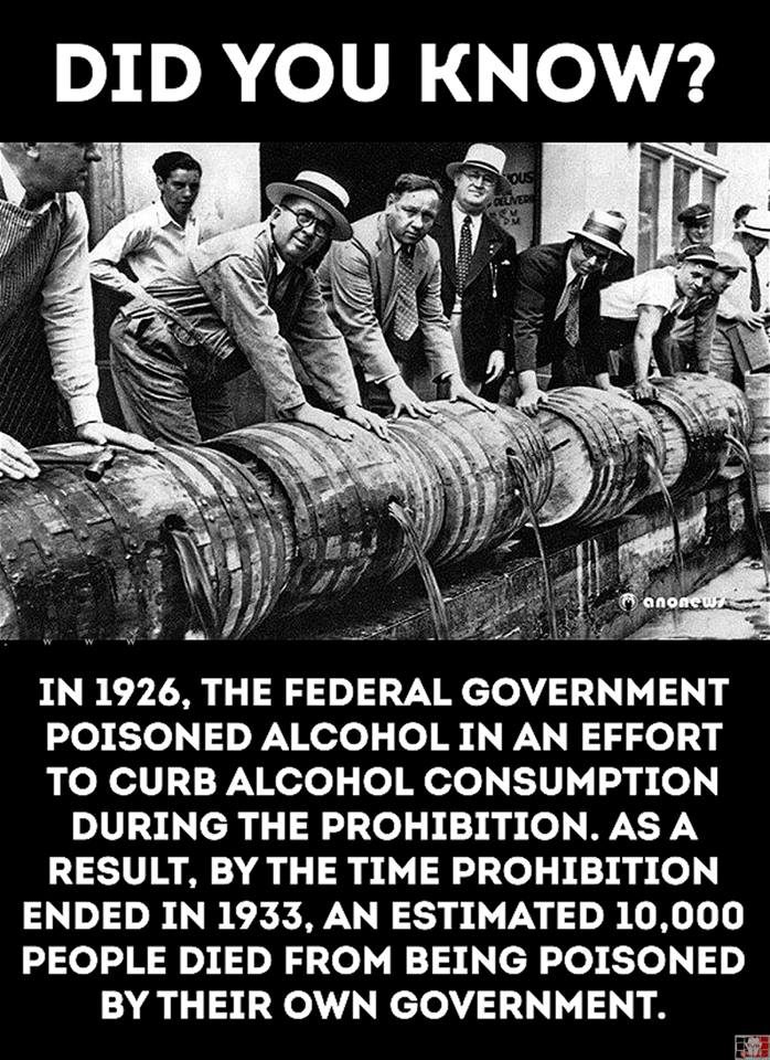 a short history of the alcohol prohibition in the united states We explore the history of cannabis legality in the united states and how  cannabis came  in order to enact alcohol prohibition, the eighteenth  amendment was.