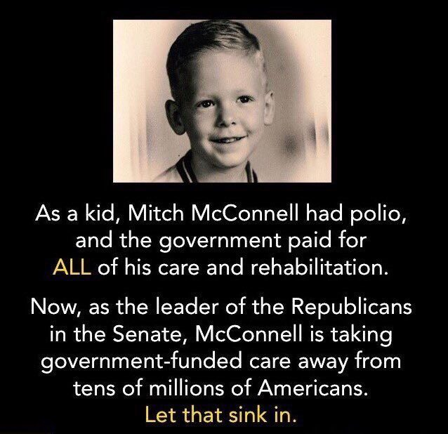 Fact Check Did The U S Government Pay For Mitch