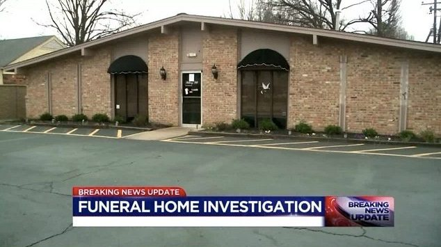 funeral home investigated