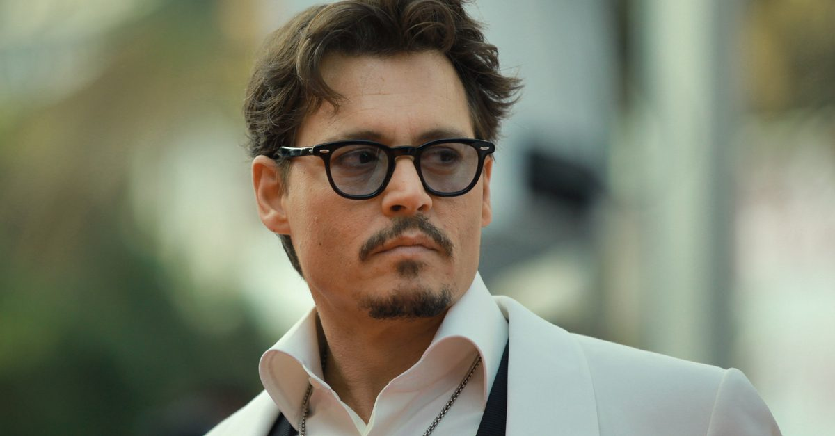 Johnny Depp accused of punching crew member on LA film set