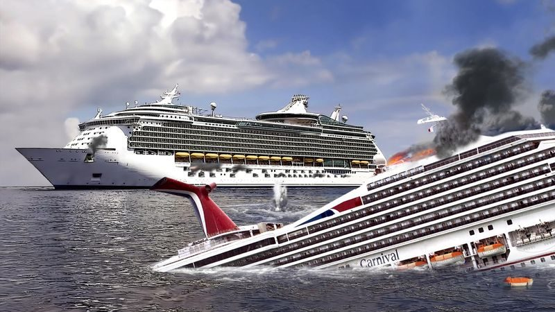 FACT CHECK: Shelling from Royal Caribbean's M.S. 'Allure ...