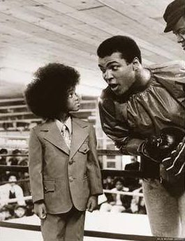 Fact Check Is This Muhammad Ali With A Young Michael Jackson