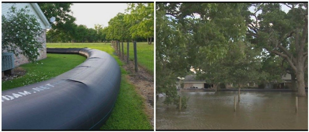 Fact Check Texas House Saved From 2016 Flood By