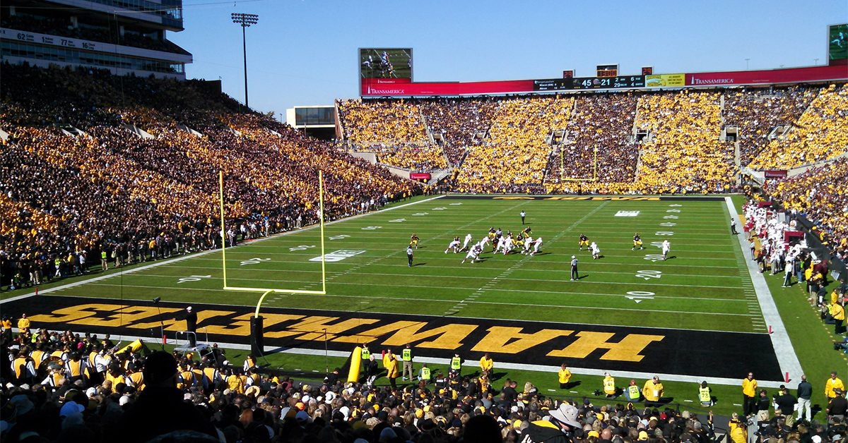 FACT CHECK: Did the Iowa Hawkeyes Build a Children's ...