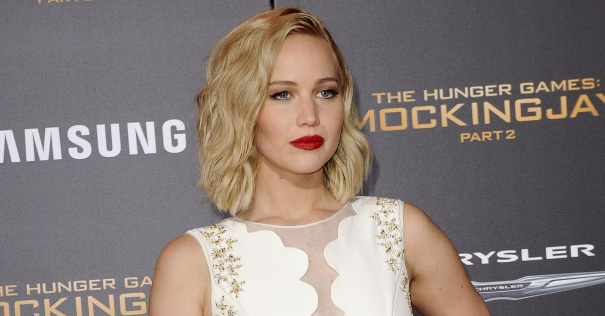 FACT CHECK: Did Jennifer Lawrence Blame 9/11 on President Trump's Stealing the Election?