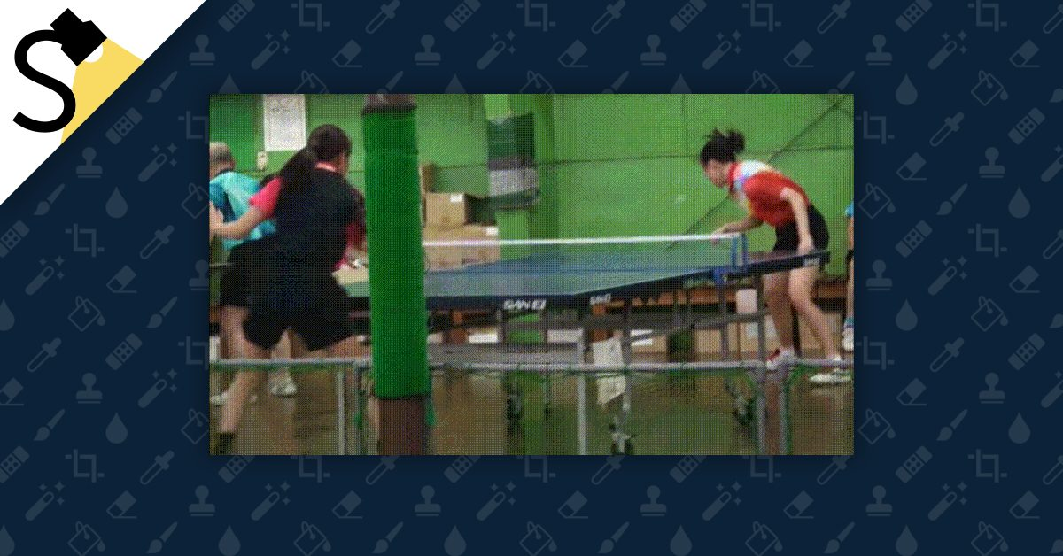 FACT CHECK: Is This Woman Playing Ping Pong With Her Face?