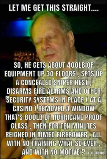 stephen paddock let me get this straight