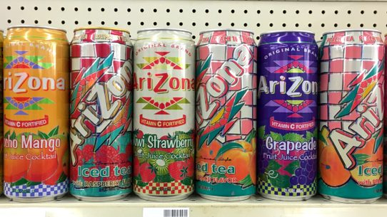 Fact Check Arizona Tea Exposed By Fda For Using Human Urine In