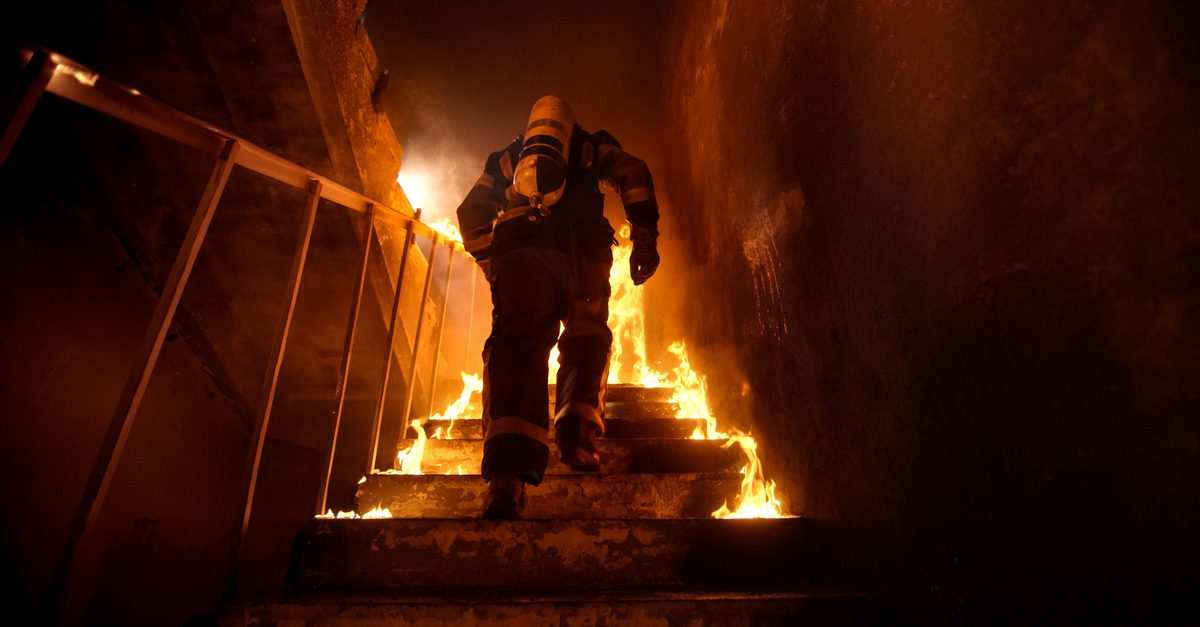 History Of The Black Firemen On The Los Angeles Fire: FDNY: 32 People Hurt, Some Seriously, In Apartment Fire