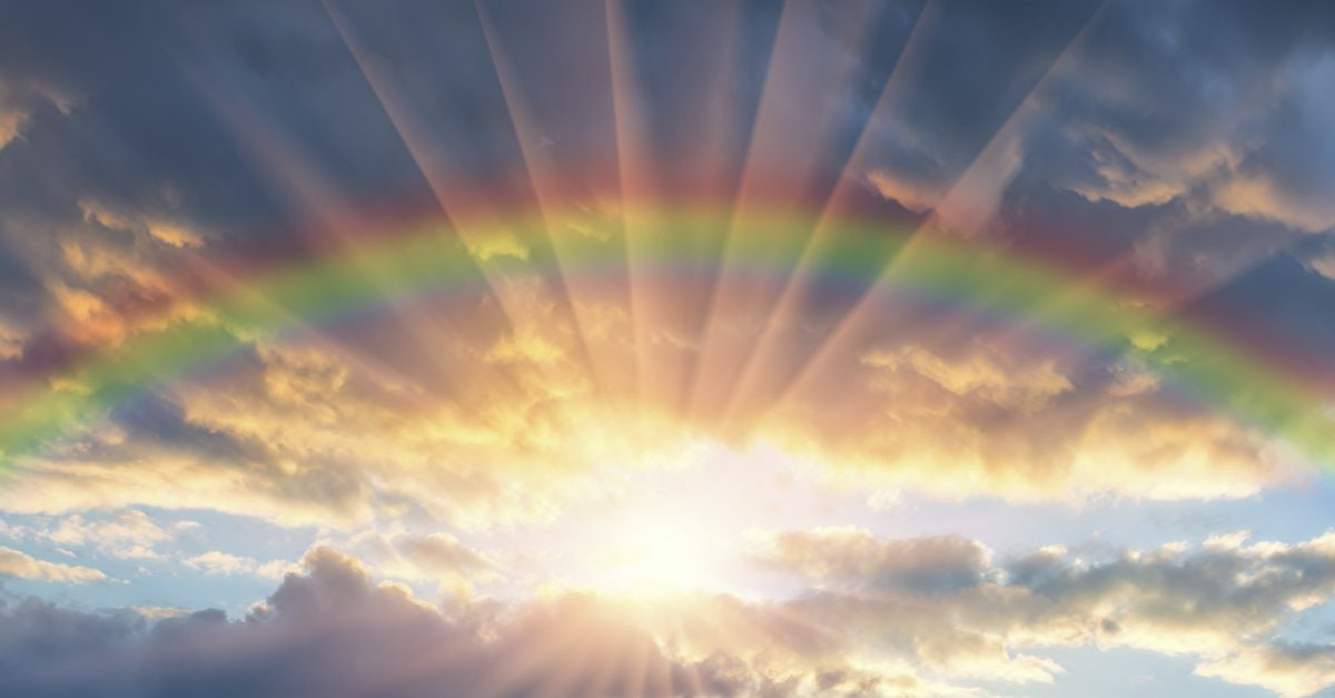 fact check is the song over the rainbow connected to the holocaust - Rainbow Picture