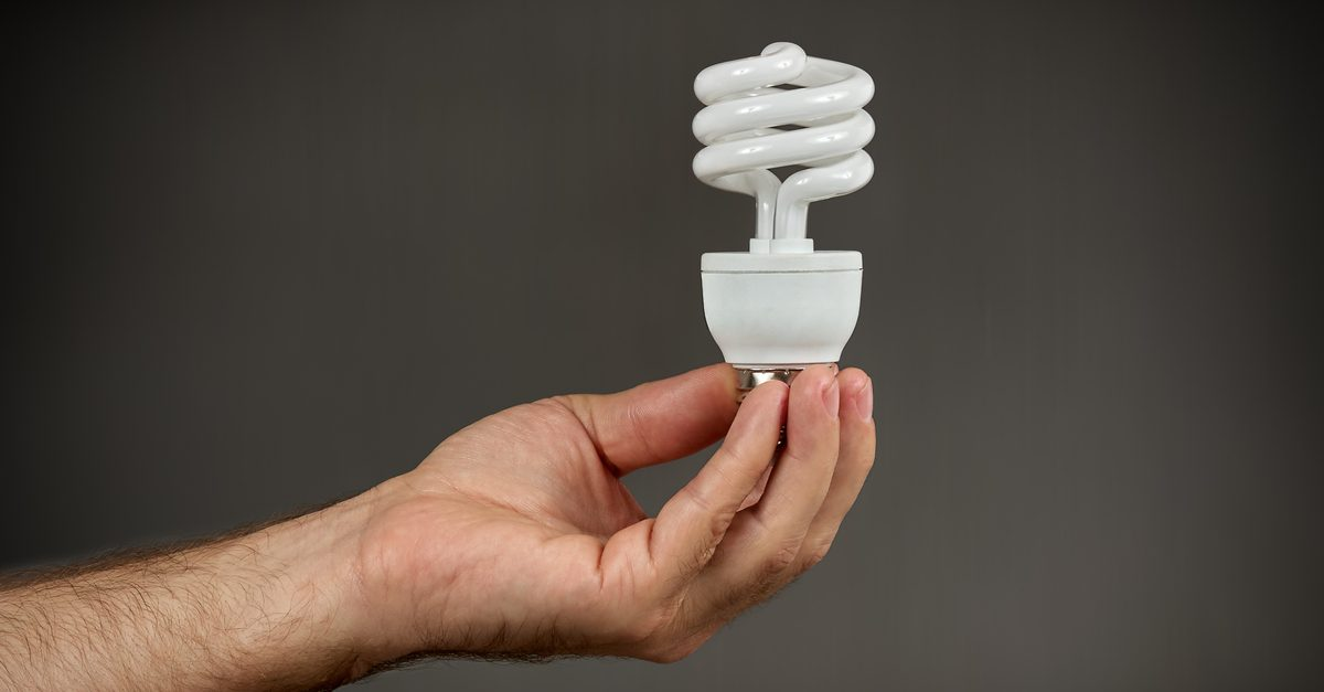 CFL Light Bulbs Are Claimed To Be Dangerous Compared To Conventional  Incandescent Bulbs Because They Emit Higher Levels Of Radiation.