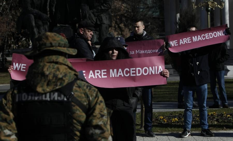 United Nations envoy 'very hopeful' about solving Macedonia name dispute