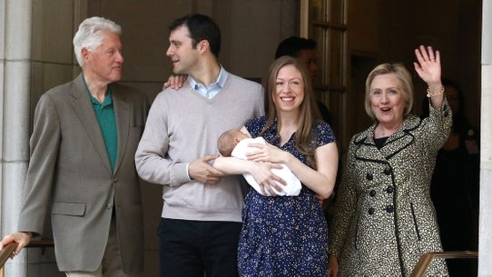 FACT CHECK: Did the Clinton Foundation Pay for Chelsea\'s Wedding?