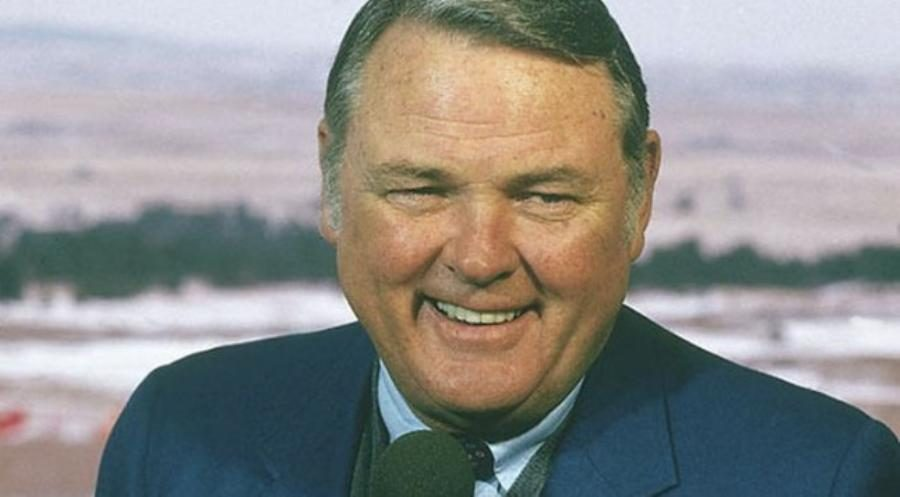 Keith Jackson, Sportscaster with 'Whoa, Nelly!' Call, Dies
