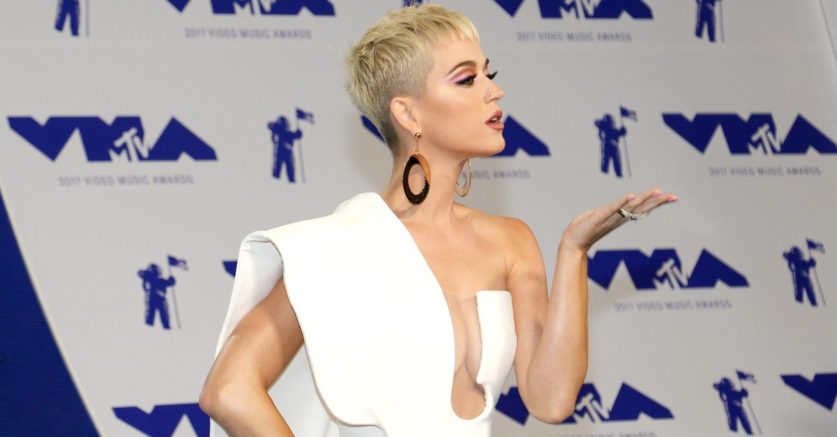 FACT CHECK: Did Katy Perry Say Praying to Satan Should Be On Your Bucket List?