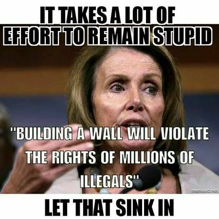 nancy pelosi meme quote?resize=600600 fact check did nancy pelosi say building a wall will violate the