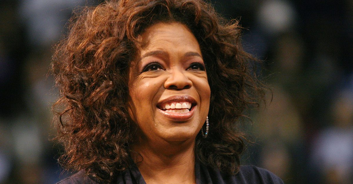 FACT CHECK: Did Oprah Winfrey Say 'Old White People Have to Die'?