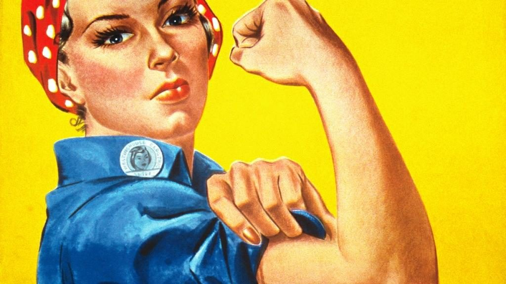 Inspiration for Rosie the Riveter, Naomi Parker Fraley, dies at 96