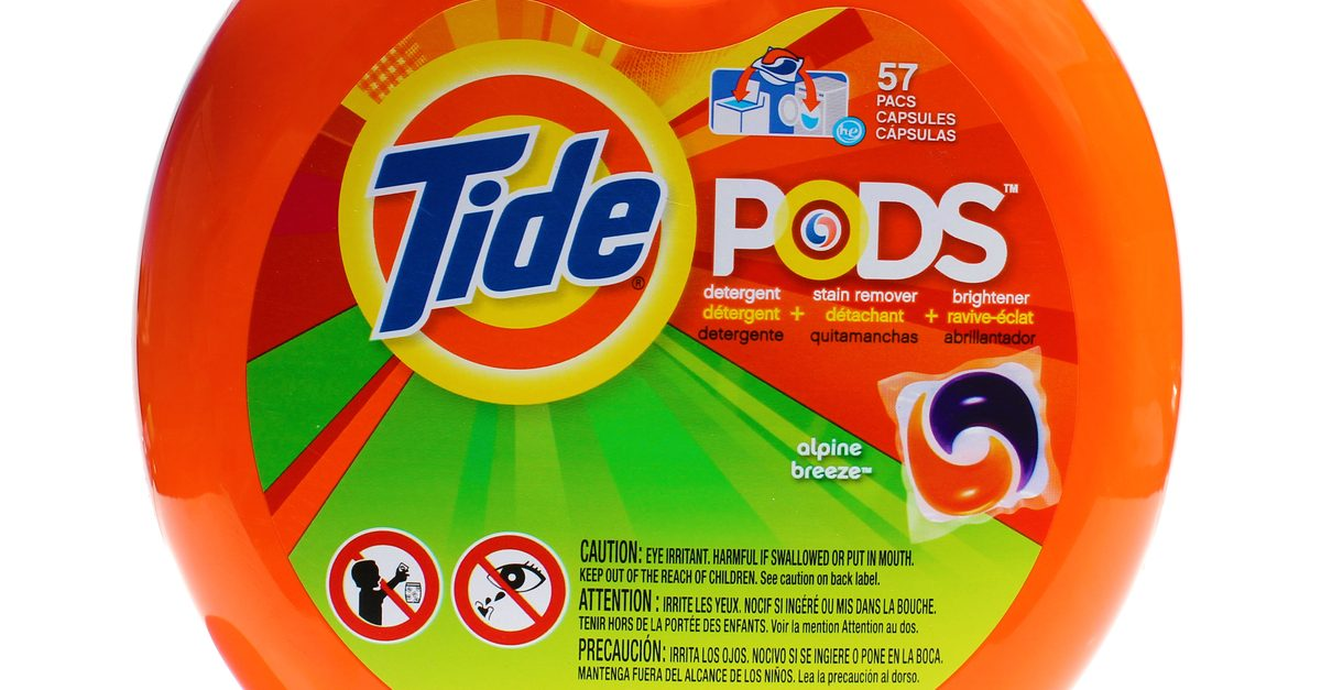 FACT CHECK: Is the 'Tide Pod Challenge' a Real Thing?