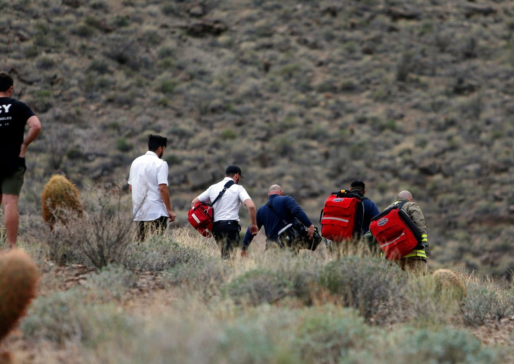 Expert: Copter in Grand Canyon Crash More Likely to Explode