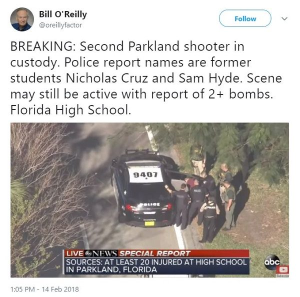 School Shooting Facts: FACT CHECK: Is The Florida High School Shooter A 'Dreamer'?