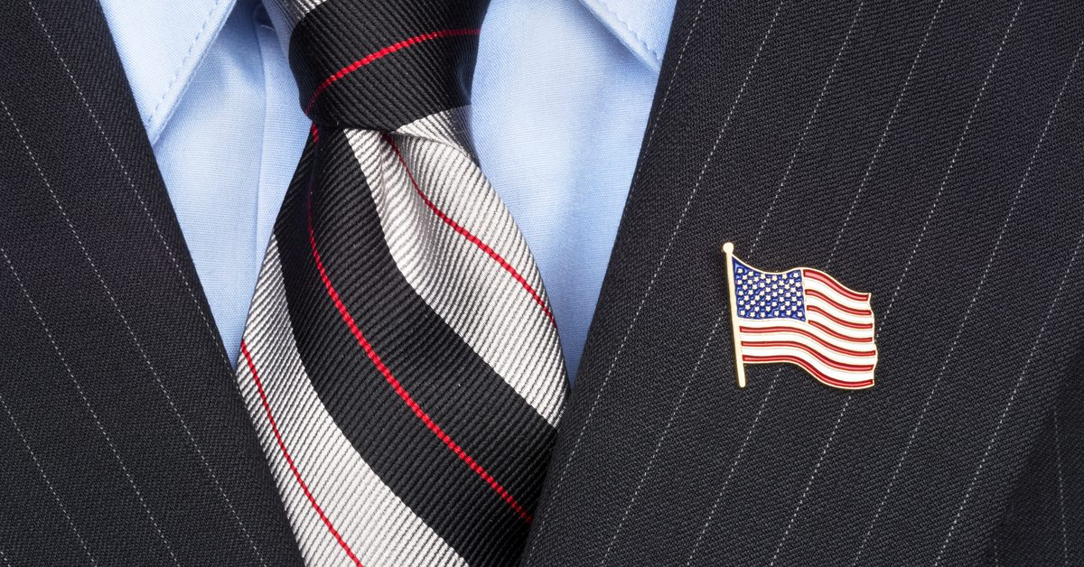 Has Abc Banned American Flag Pins
