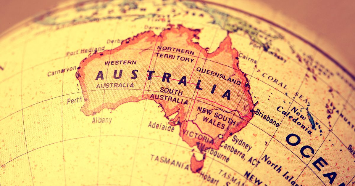 University replaces professor who insisted Australia was not a country