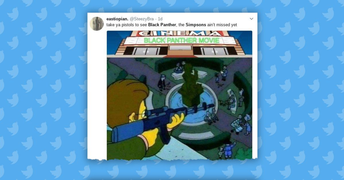 FACT CHECK: Did 'The Simpsons' Predict Mass Shooting at 'Black Panther' Movie Screening?