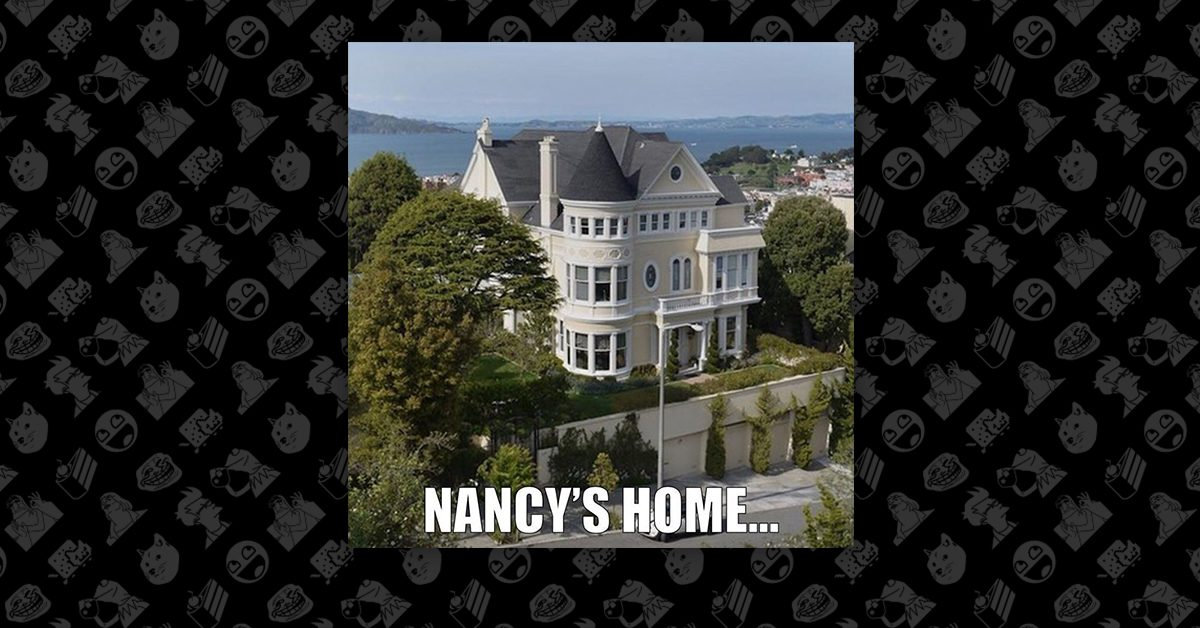 FACT CHECK: Is This a Wall Around Nancy Pelosi's Home?