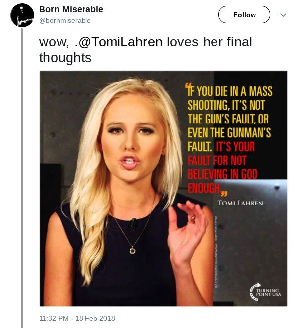 tom lahren fake quote?resize=603664 fact check did tomi lahren say that victims of mass shootings don't