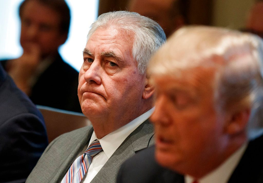 Tillerson Out at State, to be Replaced by CIA Chief Pompeo   Snopes.com