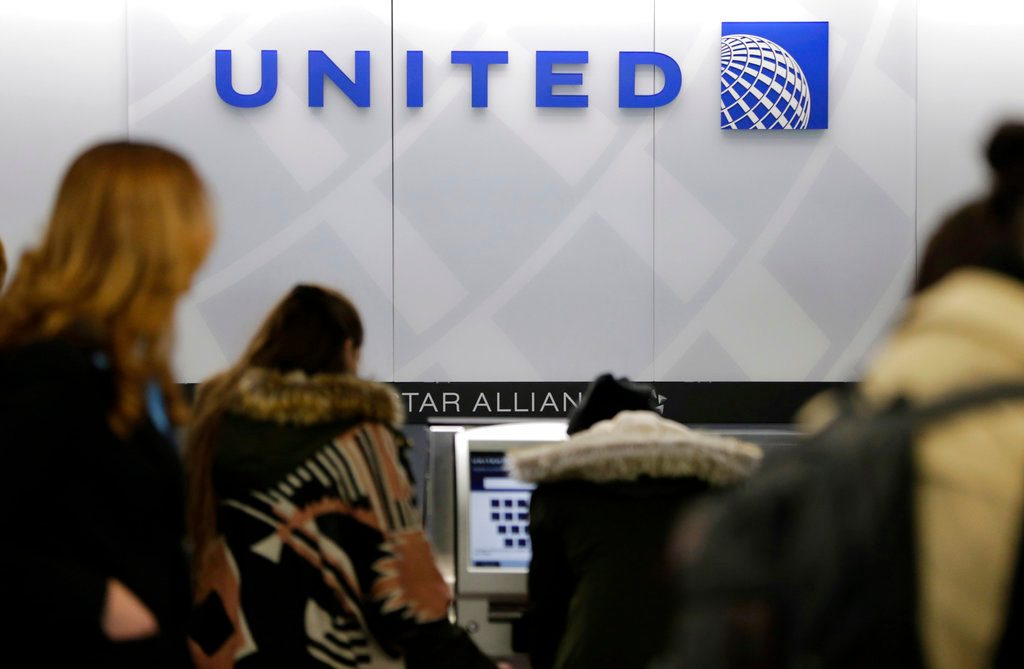 Dog dies on United flight after being forced into overhead bin