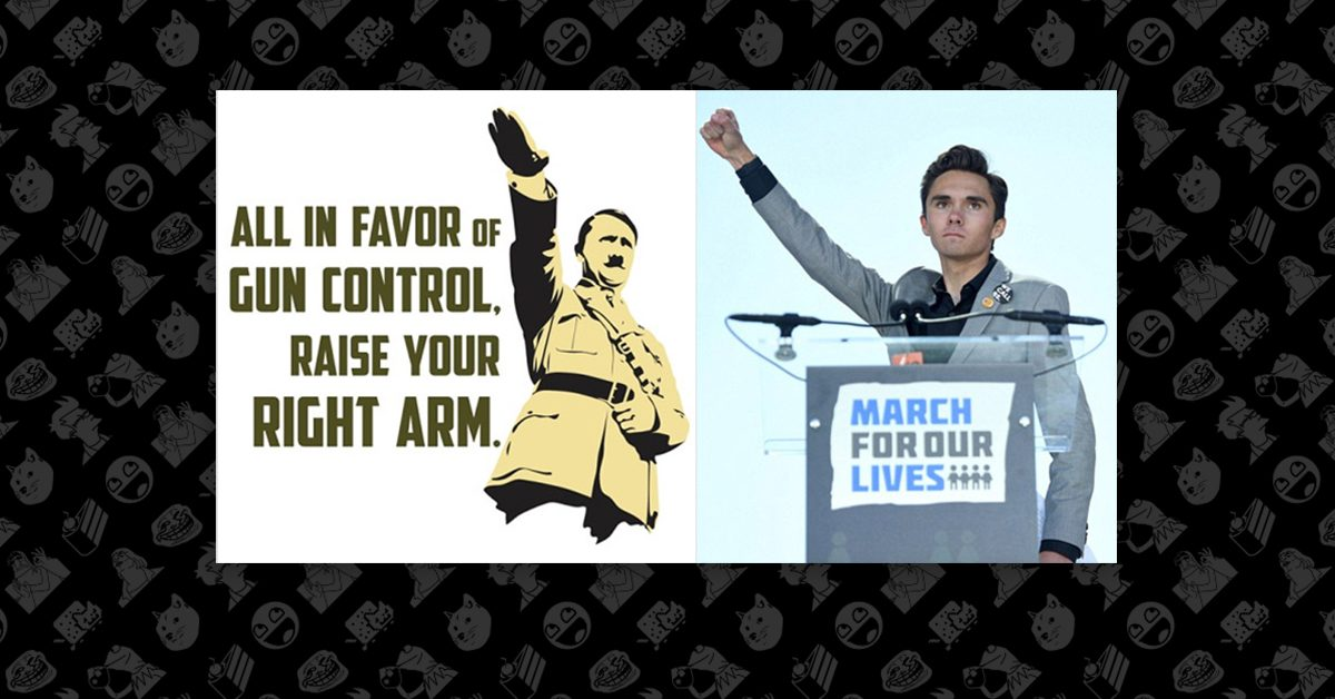 Image result for funny images of david hogg