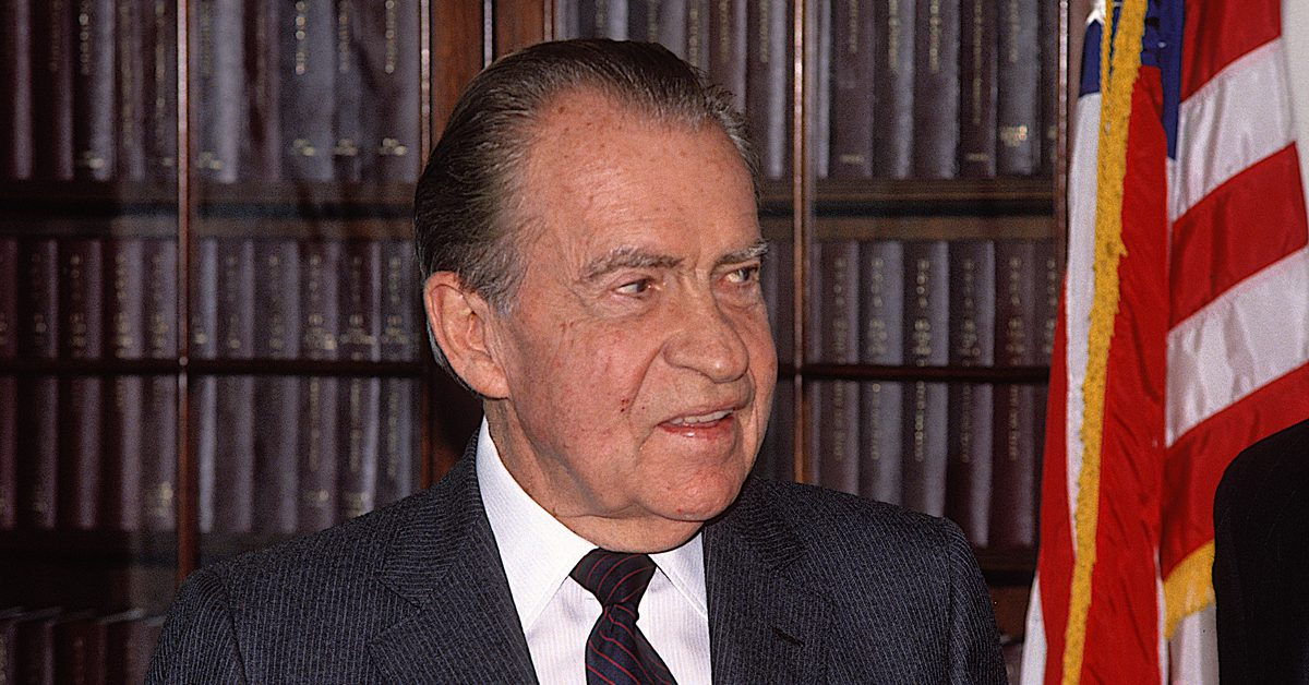 the political life of richard nixon Richard nixon: richard nixon key events in the life of richard m nixon nixon spent his last years campaigning for american political support and financial.