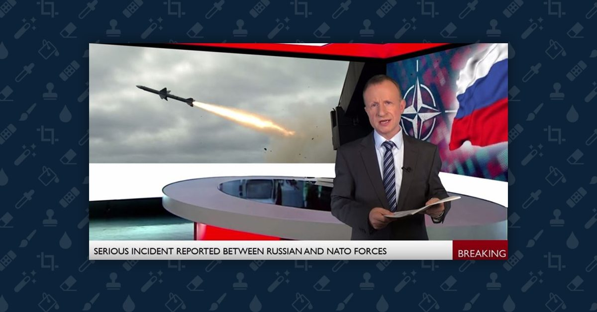 FACT CHECK: Did the BBC Report on a Nuclear War Between NATO and Russia?