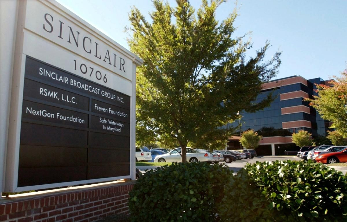 Sinclair Executive Chairman Lashes Out at Print Media Calling It 'Meaningless Dribble'